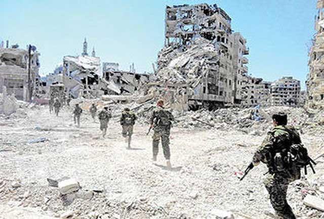 داستانی از آثار حرز امام جواد (ع) در دفع خطر در جنگ سوریه